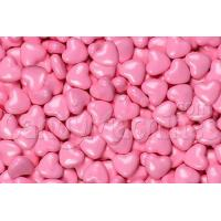 Quality Light Pink Hearts Sweet Shapes Candy for sale