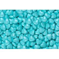 Quality Light Blue Hearts Sweet Shapes Candy for sale