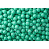 Quality Shimmer Turquoise Sixlets - Candy Coated Chocolate Balls for sale