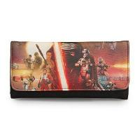 China STAR WARS Star Wars The Force Awakens Realistic Scene Wallet by Loungefly on sale