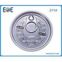 Quality Beverage Lids 211#Aluminum cans cover for sale
