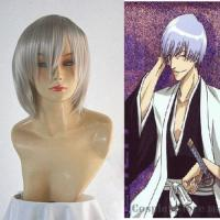 China Bleach 3rd Division Ichimaru Gin Cosplay Wig on sale