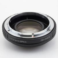 China Adapter Pixco Canon FD -M4/3 Focal Reducer Speed Booster on sale