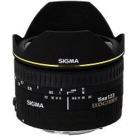 China Sigma 15mm F2.8 EX DG DIAGONAL Fisheye for Canon EOS SLR Cameras on sale
