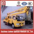 Buy cheap 14m Height Dongfeng Aerial Platform lifting truck from wholesalers