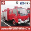 Buy cheap Isuzu fire resuce Vehicle 2000L from wholesalers