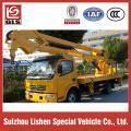 Buy cheap DONGFENG Aerial platform truck 14M from wholesalers