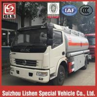 Buy cheap 9m 4X2 Dongfeng Fuel Tank Truck from wholesalers