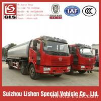 Buy cheap FAW Oil Tanker 20000L 6x2 drive from wholesalers