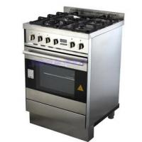 Buy cheap freestanding gas cooker and oven one piece 35D4-6B from wholesalers