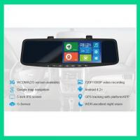 Buy cheap Android Rearview Mirror CAR DVR from wholesalers