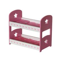 doll furniture wooden doll bunk bed