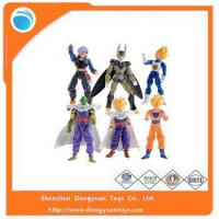 Quality China Supplier Custom Figure Dragon Ball Z Anime Action Figure for sale