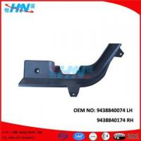 Quality Auto Body Replacement Black Corner Spoiler 9438840074 9438840174 For Benz Trucks for sale