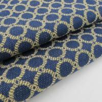 Quality is jacquard fabric good Jacquard Fabric With Gold Lurex for sale