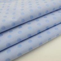 Quality 100% Cotton Jacquard Fabric Polka Dot for sale