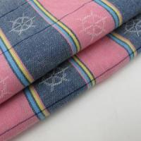 Quality 100% Cotton Jacquard Fabric for sale