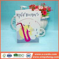 Quality Handmade Card Great Ideas To Make A Birthday Card for sale