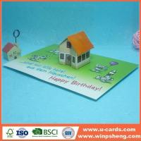 Buy cheap Handmade Card Make An Easy Pop Up Out Card For Kids from wholesalers