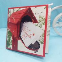 Handmade Card Personalised 60 Sec Voice Recording Cards