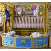 Darts Master Booth Game on Amusement park