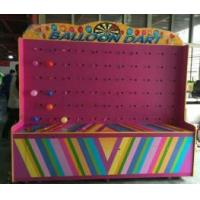 Buy cheap Darts Balloons Carnival Game Booth from Wholesalers