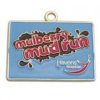 Quality Mulberry Mud Run Medal for sale