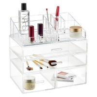 Buy cheap Luxe Acrylic Makeup Display from wholesalers