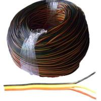 Quality 22awg 3 pin cables Red, Yellow, Black for sale