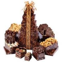Quality chocolate&cartoon gift Gourmet Chocolate Gift Tower.No.41 delivery gift to australia sy for sale