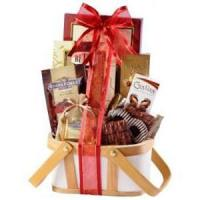 Quality chocolate&cartoon gift Gourmet Chocolate Gift Basket.No.26 delivery gift to australia s for sale
