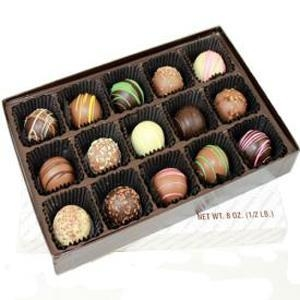 Buy chocolate&cartoon gift Premium Truffle Assortment 8 Oz.No.33 delivery gift to australia at wholesale prices