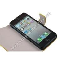 China iphone 5 wallet leather case on sale