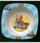 Quality Kids Bob The Builder Square / Round Bowl for sale