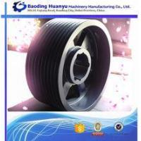 Quality Hot Sale Cast Iron Wire Rope Pulley for Machinery Parts for sale