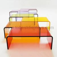 Quality Acrylic Nesting Tables for sale