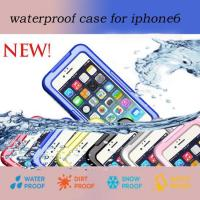 Related Accessories Waterproof case for iPhone 6 LWC-I6
