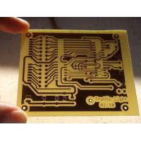 Quality PCB shielding/ copper PCB board chemical etched pcb board for sale