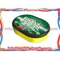 Quality Custom Flavor Sour Sweets Colorful Mint Candies Sugar Free With Vitamin C for sale