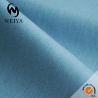 Quality polyester cotton with stretch pants fabric for sale
