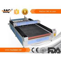 Quality 1630 Tabletop Desktop Fiber Laser Cut Fabric Pattern Cutting Machine for sale