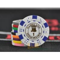 Quality 11.5g ABS Custom Printed Diced Poker Chip for sale