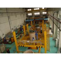 VERTICAL WINDING MACHINE FOR POWER TRANSFORMERS
