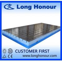 Quality T-slot surface plate for sale