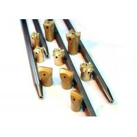 Buy cheap taper rock drilling tools from Wholesalers