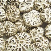 Dried Chinese Cultivated Tea Flower Lentinus Edode Packed in customized bag