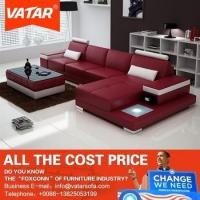 Quality 2016 VATAR hot sale contemporary round sofa for sale
