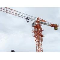 Quality PT6010 6t Load 60m Jib Inner Climbing Topless Tower Crane for sale