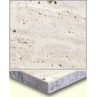 Buy cheap Materials White Travertine Compound from Wholesalers