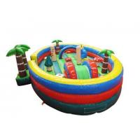 Quality Bounce House With Slide for sale